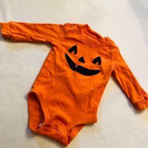 Halloween onesie